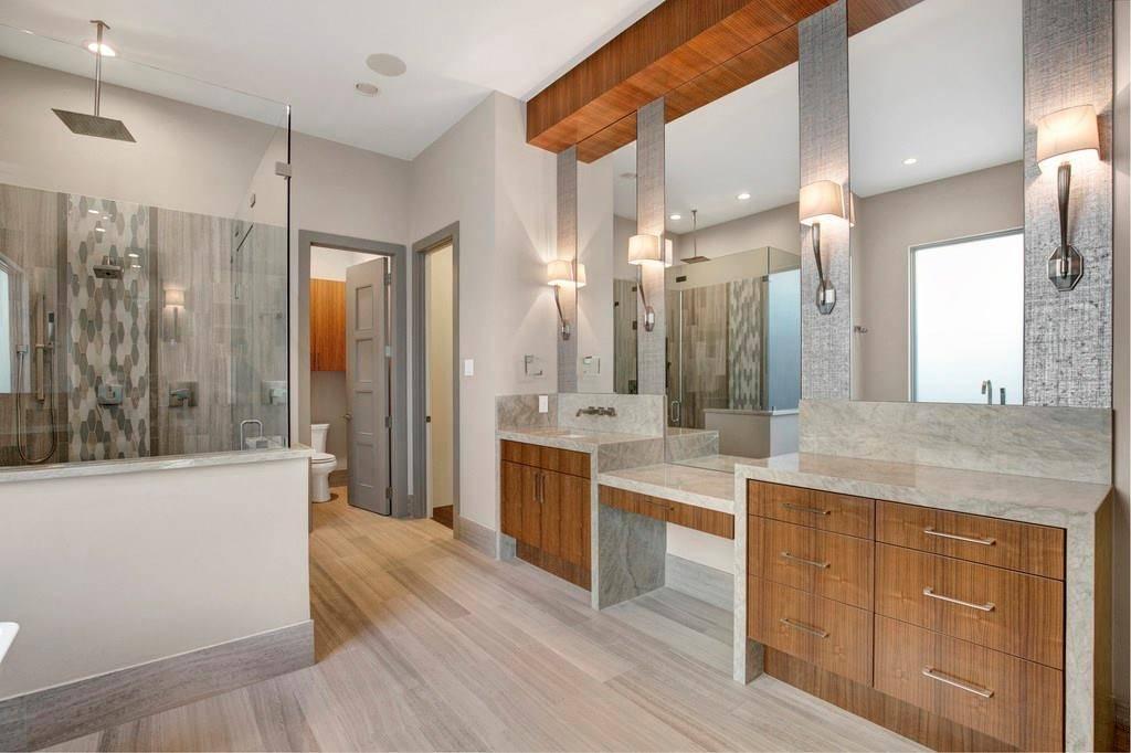 Отделка ванной комнаты в элитном доме