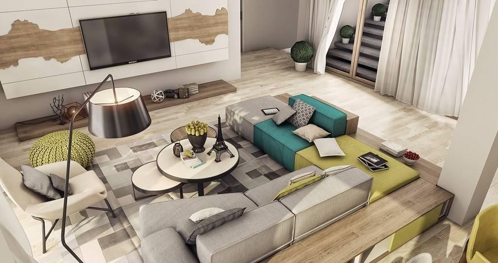 Дизайн проект отделки дома