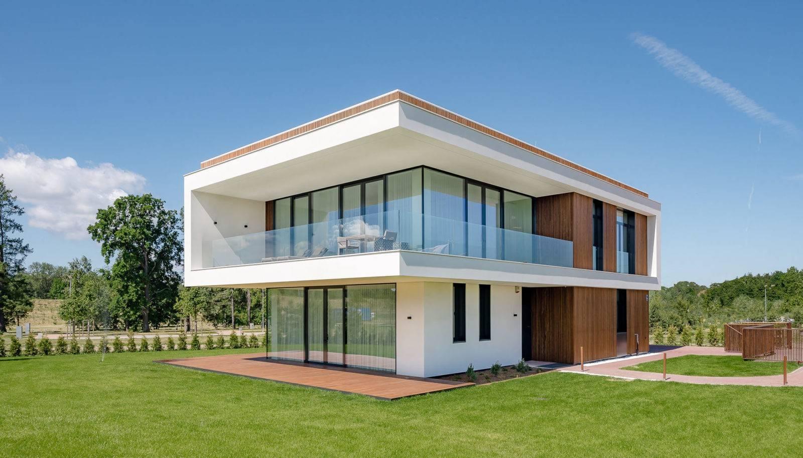 Современный дом под ключ фото